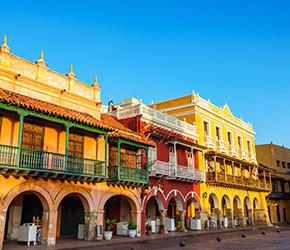 vuelos de Bogotá a Cartagena